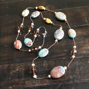 Jewelry - Multi-Stone Necklace